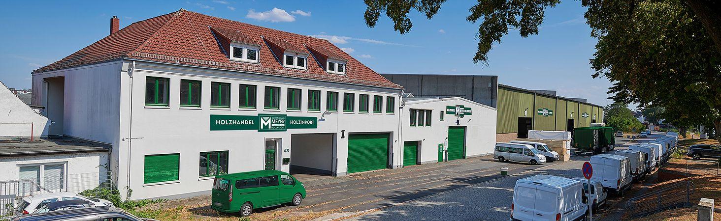 Unternehmen - Holzhandel Bremen Meyer